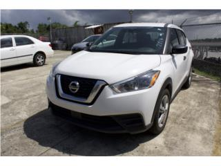 2019 NISSAN KICKS SV - Orange , Nissan Puerto Rico