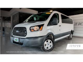 2016 FORD TRANSIT WAGON PASSENGER XLT , Ford Puerto Rico