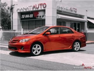 Toyota Puerto Rico Toyota, Corolla 2013
