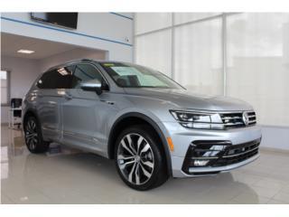 Volkswagen, Tiguan 2020, GLI Puerto Rico