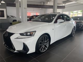 LEXUS IS300 2018 ONLY 20K MILES!! LIKE NEW! , Lexus Puerto Rico