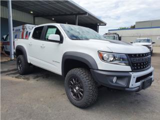 Chevrolet Puerto Rico Chevrolet, Colorado 2021