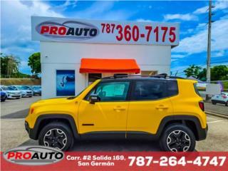 Jeep, Renegade 2016  Puerto Rico