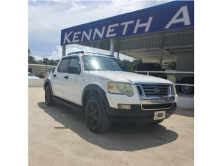 Ford Puerto Rico Ford, Explorer Sport Track 2007