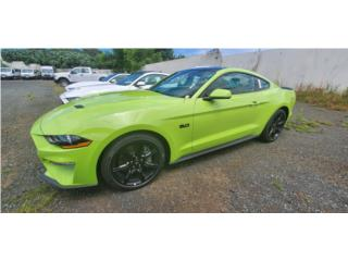 Mustang 4 cilindros  ecoboost 2019 , Ford Puerto Rico