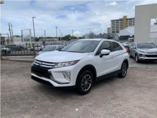 ECLIPSE CROSS  2020  SUV DEL AÑO 2019 , Mitsubishi Puerto Rico