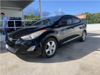 Hyundai Puerto Rico Hyundai, Elantra 2012