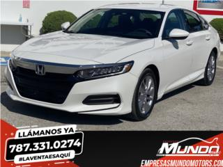 Honda, Accord 2020, Civic Puerto Rico