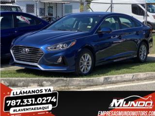 Hyundai, Sonata 2019, Tucson Puerto Rico