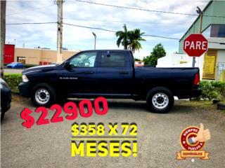 RAM 2500 AÑO 2020! $899 MENS , RAM Puerto Rico