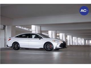 Toyota, Avalon 2020, Trailers - Otros Puerto Rico