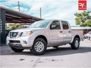 NISSAN TITAN PRO 4X , 4x4 MAJESTUOSA P-UP ! , Nissan Puerto Rico