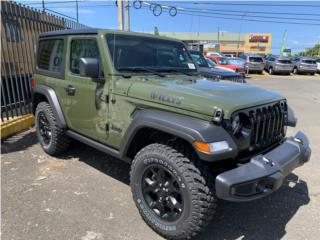 Jeep Puerto Rico Jeep, Willys 2020