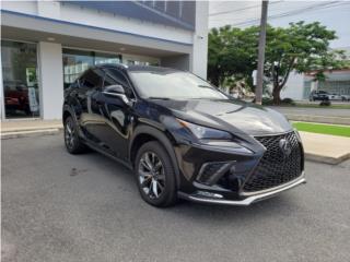 Lexus, Lexux NX 2020, Scion Puerto Rico