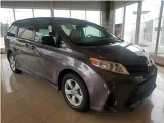 Toyota, Sienna 2020  Puerto Rico