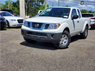 Nissan, Frontier 2020, Kicks Puerto Rico