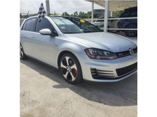 Volkswagen, GTI 2015  Puerto Rico