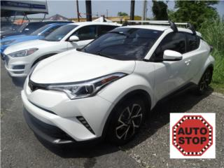 2020 TOYOTA C-HR LE - Silver , Toyota Puerto Rico