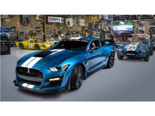 Mustang Ecoboost Black  2020 , Ford Puerto Rico