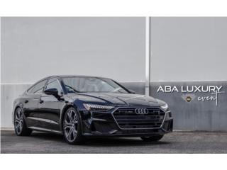 Audi, Audi A7 2019, Porsche Puerto Rico