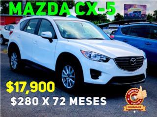 Mazda, Mazda CX-5 2018, Mazda 6 Puerto Rico