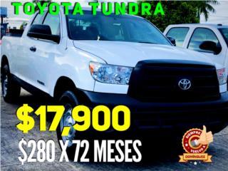 Toyota, Tundra 2011, 4Runner Puerto Rico