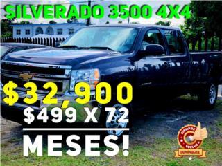 Chevrolet Puerto Rico Chevrolet, Silverado 2012