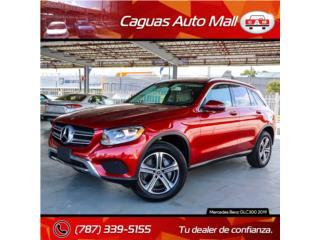 Mercedes Benz, GLC 2019, Chevrolet Puerto Rico