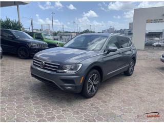 Volkswagen, Tiguan 2019  Puerto Rico