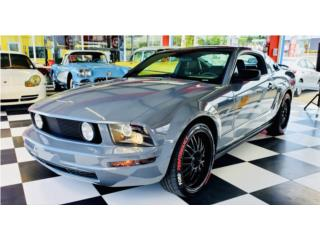 Ford Puerto Rico Ford, Mustang 2005