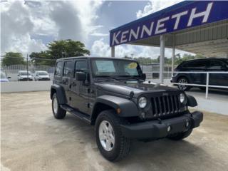 JEEP WRANGLER 2019 CON GARANTÍA DE FABRICA  , Jeep Puerto Rico