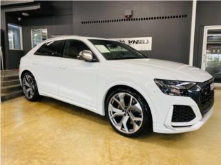 Audi Puerto Rico Audi, Audi Q8 2020