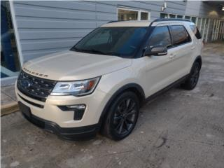Ford Explorer 2020 XLT  , Ford Puerto Rico