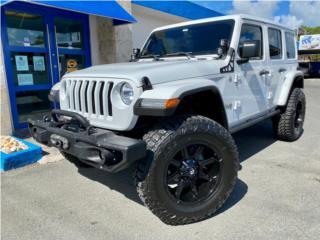 JEEP WRANGLER SPORT 2020 , Jeep Puerto Rico
