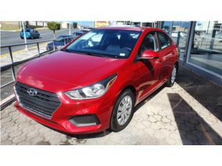 HYUNDAI ACCENT LIMITED 2021  , Hyundai Puerto Rico
