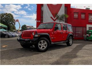 Jeep, Wrangler 2020, Compass Puerto Rico