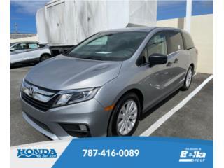 Honda Puerto Rico Honda, Odyssey 2020