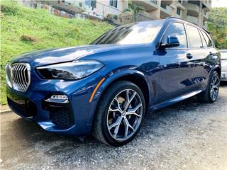 BMW X5 2017 5Drive 35i importada  , BMW Puerto Rico