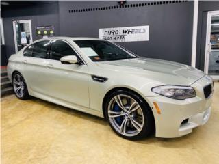 BMW, BMW M-5 2013  Puerto Rico