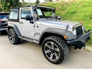 2020 JEEP WRANGLER DESDE EQUIPADO , Jeep Puerto Rico