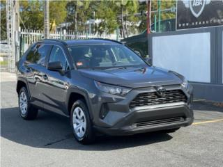 Toyota, Rav4 2020, Sienna Puerto Rico