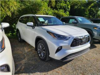 Toyota, Highlander 2021, 4Runner Puerto Rico