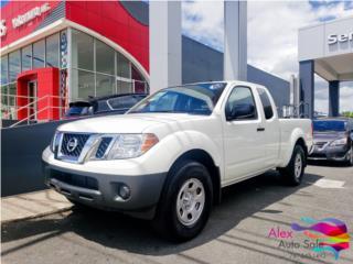 Nissan, Frontier 2020  Puerto Rico