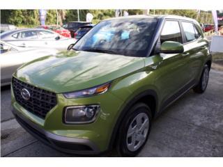 Hyundai Puerto Rico Hyundai, Venue 2020