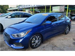 Hyundai, Accent 2018, Venue Puerto Rico
