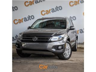 Volkswagen Puerto Rico Volkswagen, Tiguan 2016