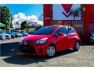 Toyota Puerto Rico Toyota, Yaris 2016