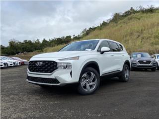 Hyundai Puerto Rico Hyundai, Santa Fe 2021