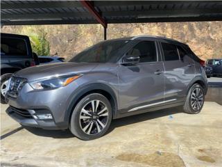 Nissan, Kicks 2018, Equipo Construccion Puerto Rico
