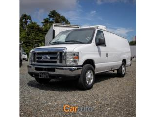Ford Puerto Rico Ford, E-250 Van 2013